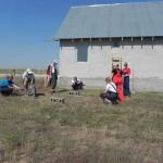 Bau eines Heizungshauses für Familie Glavan (1)