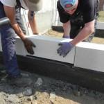 Bau eines Heizungshauses für Familie Glavan (11)