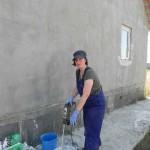 Bau eines Heizungshauses für Familie Glavan (16)