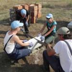 Bau eines Heizungshauses für Familie Glavan (26)