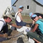 Bau eines Heizungshauses für Familie Glavan (28)