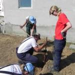 Bau eines Heizungshauses für Familie Glavan (3)