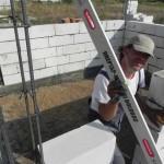 Bau eines Heizungshauses für Familie Glavan (31)