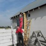 Bau eines Heizungshauses für Familie Glavan (33)