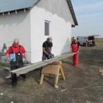 Bau eines Heizungshauses für Familie Glavan (35)