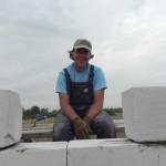 Bau eines Heizungshauses für Familie Glavan (37)