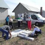 Bau eines Heizungshauses für Familie Glavan (4)