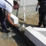 Bau eines Heizungshauses für Familie Glavan (9)
