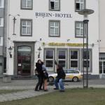 Das Rheinhotel Köln spendete die Unterkunft