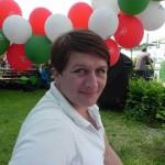 Infostand beim RWE Drachenbootrennen 2013 (6)