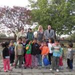 Kindergarten Losen mit Bürgermeister  (1)