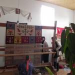 Klassische rumänische Webkunst in Bechet (4)