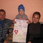 Teil 3 Febr. 2013 - Familie Glavan im neuen Haus (1)