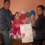 Teil 3 Febr. 2013 - Familie Glavan im neuen Haus (3)