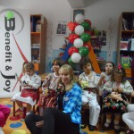 Feier für Benefit & Joy (1)
