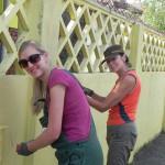 Malerarbeiten außen (2)