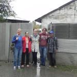 Sachspenden Familie mit 5 Kindern, Craiova (1)