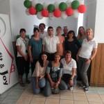 Team Benefit & Joy mit Helfern